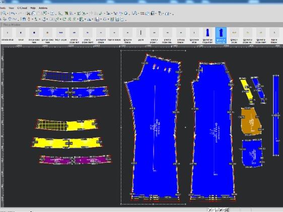 Pattern Maker Branka